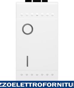 BTICINO LL - interruttore 2P 16A 1m bianco
