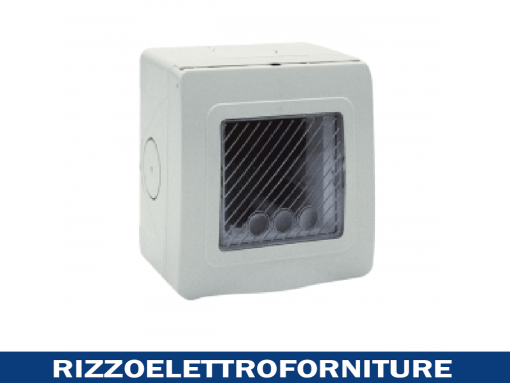 CONTENITORE RAL7035 IP55 S44 2M