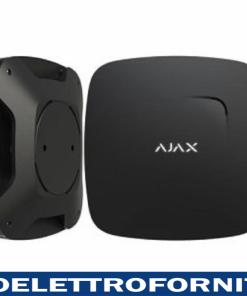 Rilevatore di fumo e temperatura Radio Ajax 8188 nero