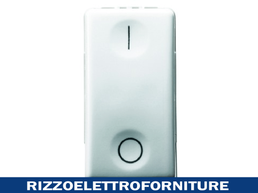 INTERRUTTORE 2P 16A SY/WT