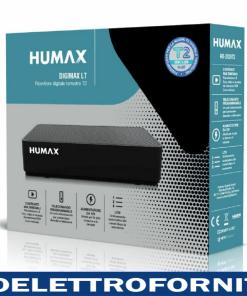 Decoder ricevitore digitale terrestre T2 Humax HD-2020T2 DVB-T2