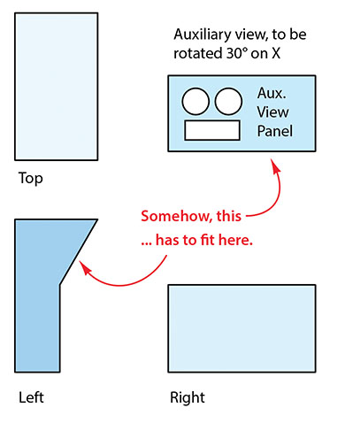 AxoTools auxiliary view 1