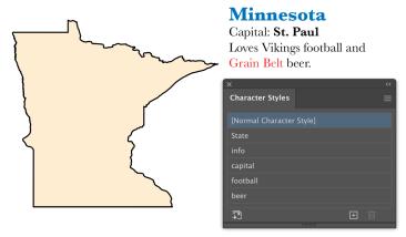 Minnesota info