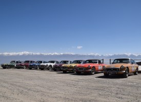 47 mountains cars alone