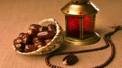 Photo of كيف يكون الغذاء صحيا في رمضان ؟