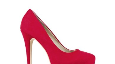 Photo of أحذية مناسبات باللون الاحمر