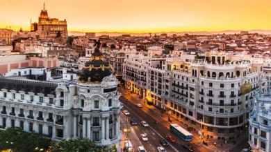 صورة مدريد الاسبانية