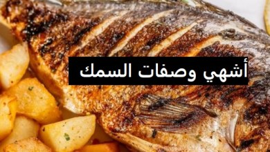 Photo of وصفات أطباق السمك متنوعة
