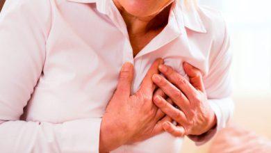 صورة زيادة ضربات القلب عند بذل مجهود بسيط
