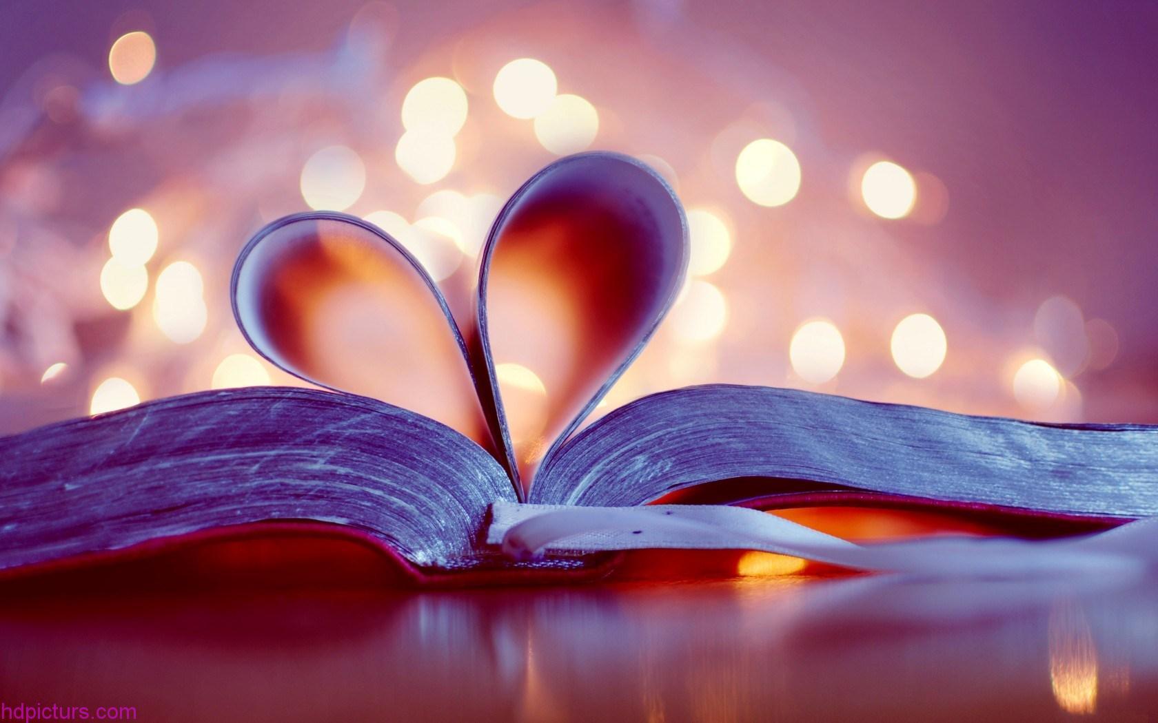 صور رومانسية وعبارات الحب