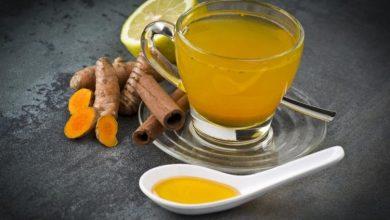 صورة فوائد شاي الكركم على الريق لإنقاص 4 كيلو في 3 أيام فقط