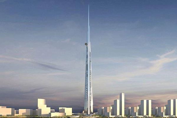 برج في العالم