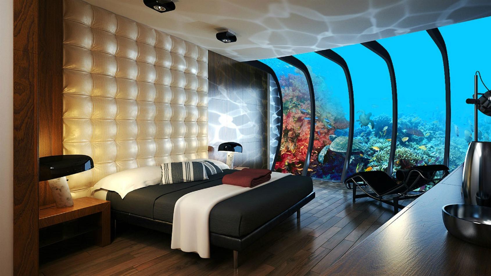 أفخم 3 فنادق في دبي