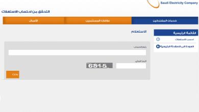 Photo of خطوات التسجيل في فاتورة الكهرباء الثابتة الإلكترونية عبر الربط الإلكتروني للشركة السعودية أو تطبيقات المحمول أو الاتصال بالرقم الموحد