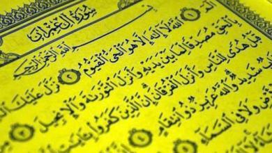 صورة 10سور في القرآن تعرف على فضلها بالأحاديث الصحيحة