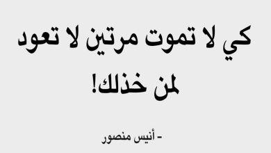 Photo of عبارات عن شخص خذلك