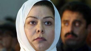 Photo of رغد صدام حسين تتوعد المستحوذين على أملاك العائلة الشخصية
