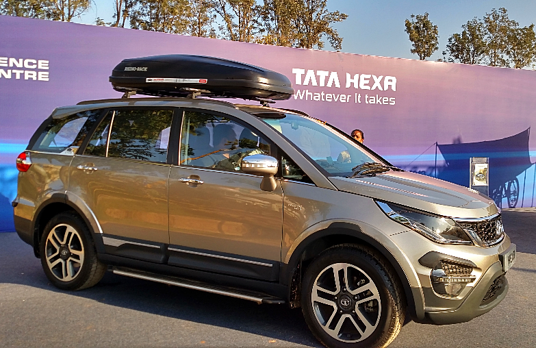Tata Hexa – New Showstopper in Town