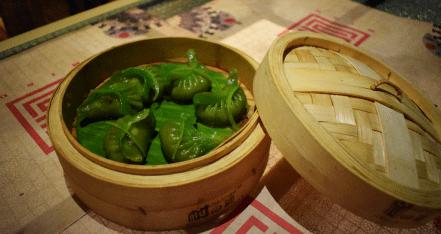 Jade Dumplings