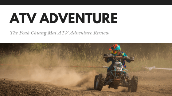 Is This The Best ATV Adventure in Chiang Mai?