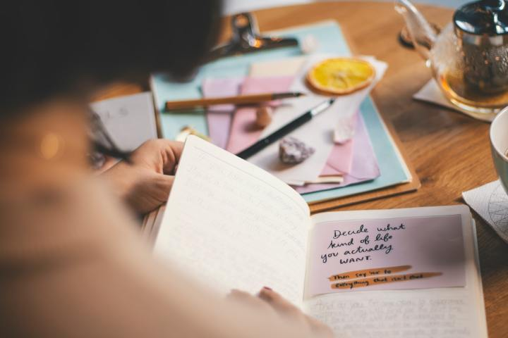 Journal With Me – How To Start A Journaling Habit Today