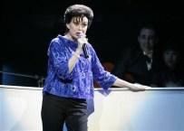 AP photo April 21: Chrissy Amphlett, lead singer of the Divinyls