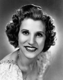 AP photo Jan. 30: Patty Andrews, one of the Andrews Sisters singing group