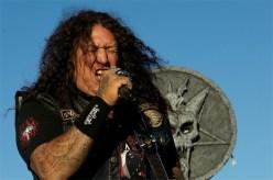 Testament performed at Knotfest festival at San Manuel Amphitheater in San Bernardino, Calif. on Saturday, Oct. 25, 2014. (Photos by Rachael Mattice/Metal Insider)