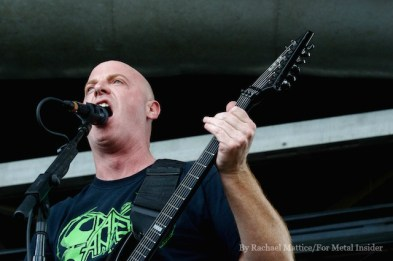 Dying Fetus performs on the Extreme Stage/Stage 004 during Knotfest at San Manuel Amphitheater in San Bernardino, Calif. on Sunday, October 25, 2015. (Photo by Rachael Mattice/For Metal Insider)