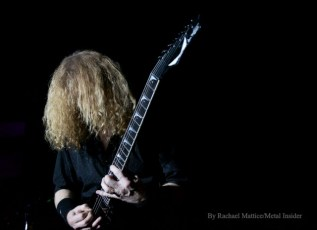 Megadeth performs at the Palladium in Hollywood, California on Sunday, February 28, 2016. Photo by Rachael Mattice/For Metal Insider