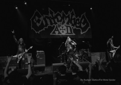 Entombed A.D. performs at the Wiltern in Los Angeles, California on Saturday, May 21, 2016. Photo by Rachael Mattice/For Metal Insider