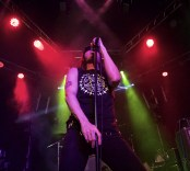 Society 1 performs at the Whisky A Go Go in Hollywood, Calif. on Monday, March 27, 2017. (Photo by Rachael Mattice Photography)