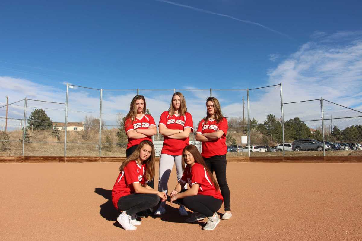 Five RJ Softball Players Earn Continental League Honors