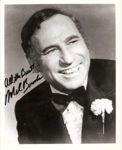 Mel Brooks in Denver