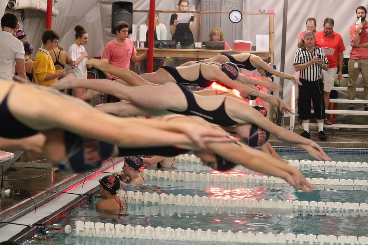 Head Swim Coach Nick Frasersmith Can't Stop Winning