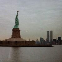 Lower Manhattan Skyline, 1990s