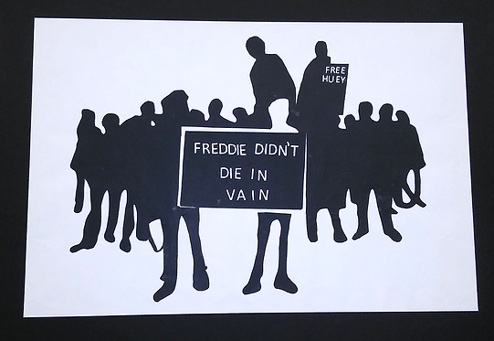 Removed Historical Student Artwork Encourages Young Students To Build Societal Dialogue On Race