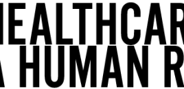 RJN supports Healthcare as a Human Right