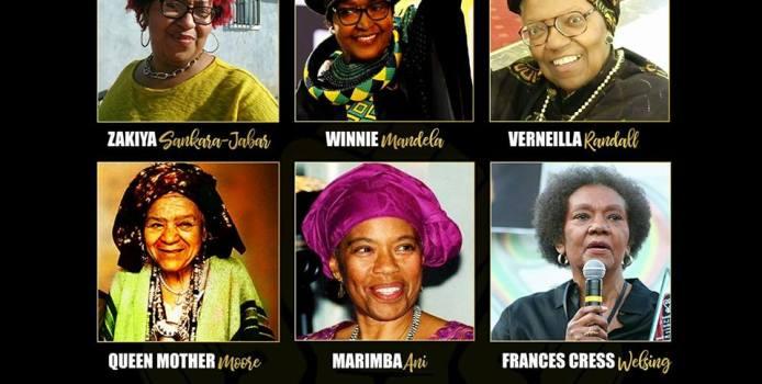 We honor revolutionary Black women today and everyday, especially our fierce Co-Founders: Zakiya Sankara-Jabar and Professor Verneilla Randall