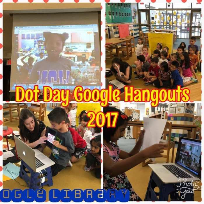 Ogle hangouts dot day images
