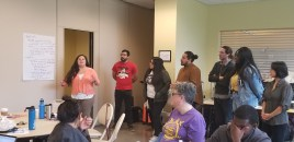 RJN! Director participates in three day learning exchange, hosted by the Praxis Project in Houston, TX