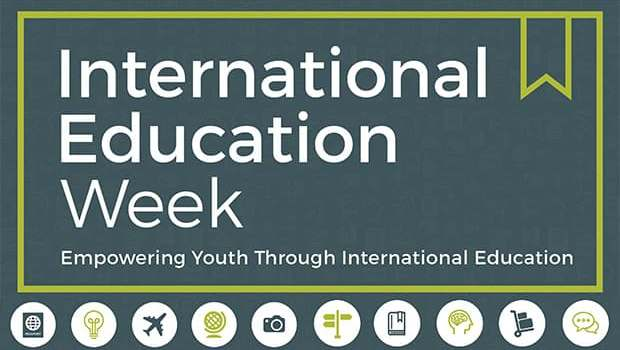RJN! highlights global grassroots movement for  emotional emancipation  during International Education Week 2018