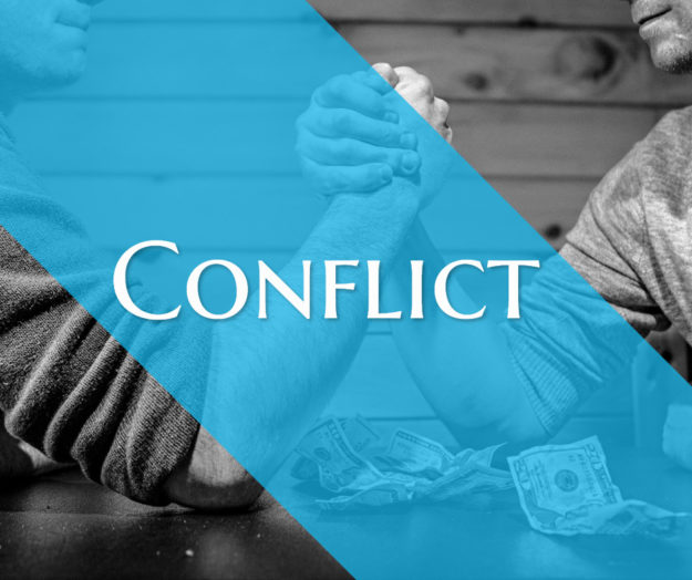 The Unexpected Benefits of Conflict!