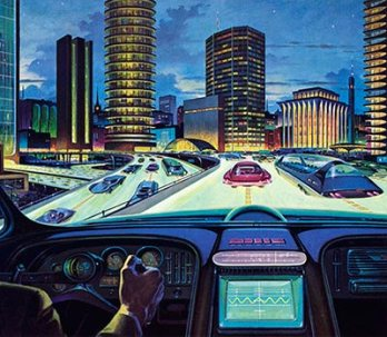 будущее в рисунках