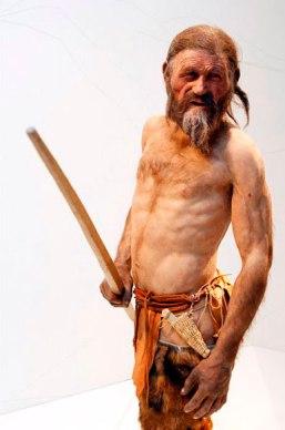 Восстановленный образ мумии Эци ледяного человека
