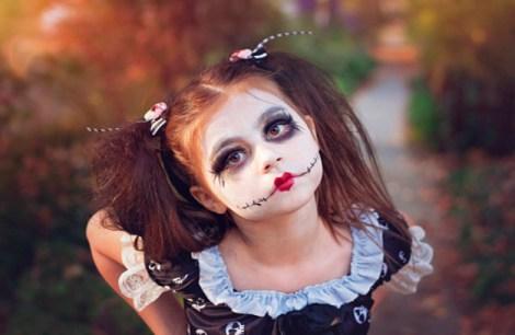 девочка ребенок хеллуин halloween