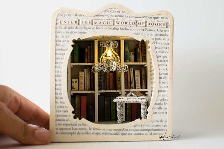 Резьба по книгам