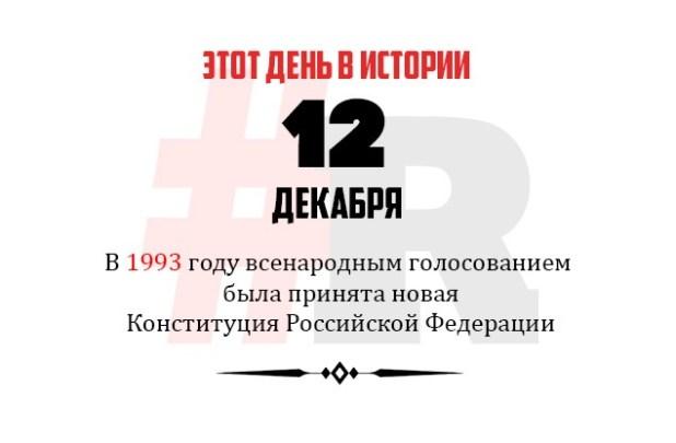 День в истории 12 декабря