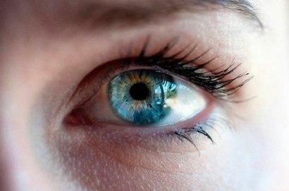 Человеческий глаз, взгляд