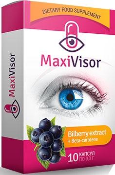 MaxiVisor для улучшения зрения